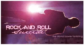 ROCK & ROLL suicide; approved David Bowie FL